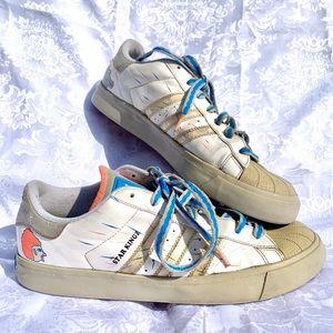 RARE Adidas Original Superstar Star Kingz